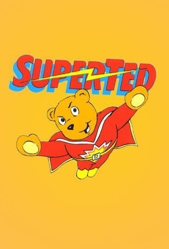 SuperTed Poster