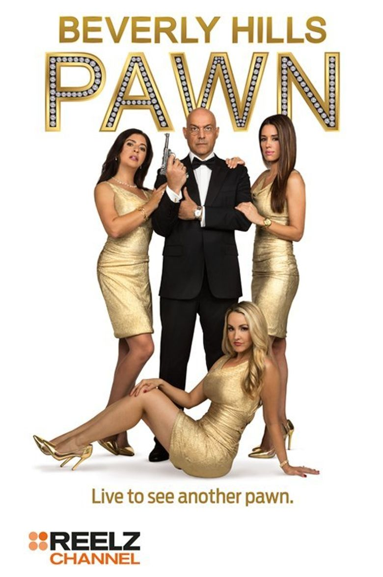Beverly Hills Pawn Poster