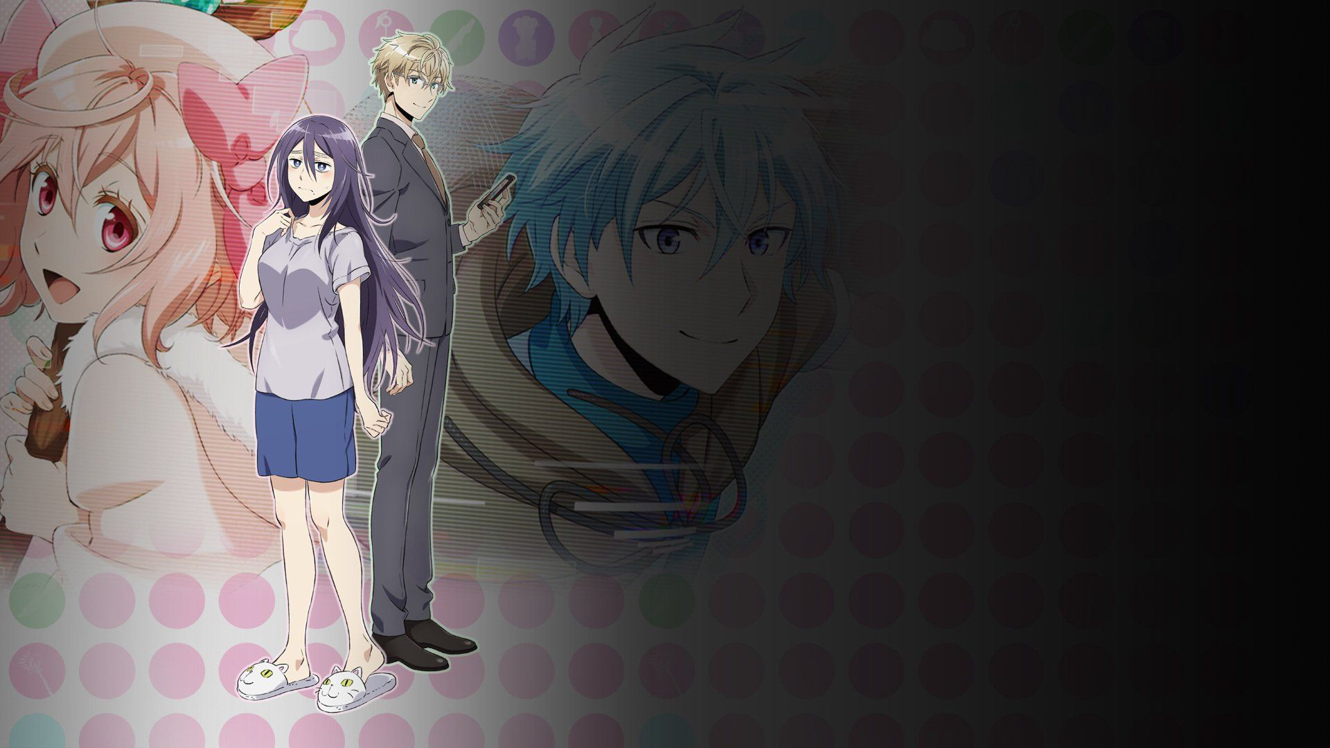 Recovery Of An Mmo Junkie Watch Episodes On Crunchyroll Or