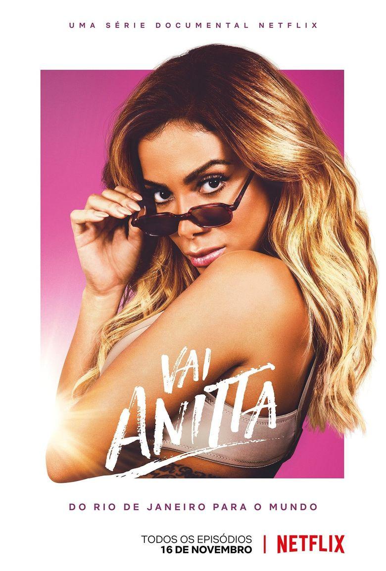 Vai Anitta Poster