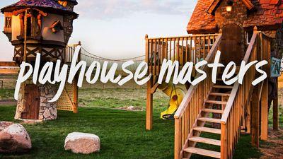 Season 01, Episode 02 Fairytale Castle Playhouse