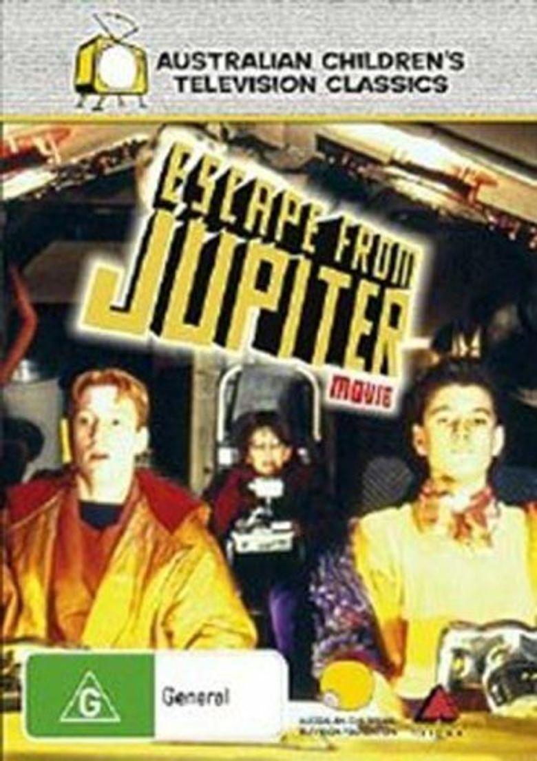 Escape from Jupiter Poster