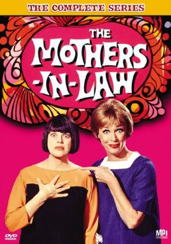 The Mothers-in-Law Poster