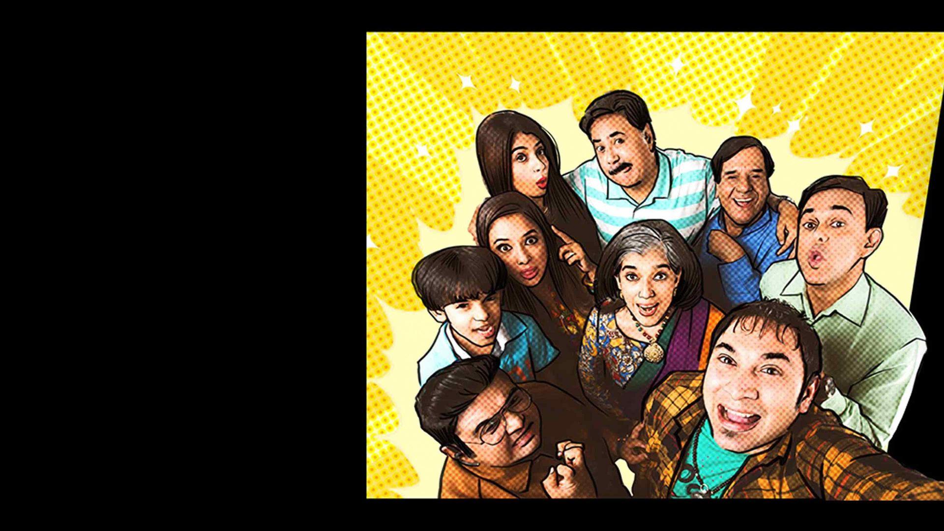 Season 01, Episode 01 Introduction to Sarabhai family