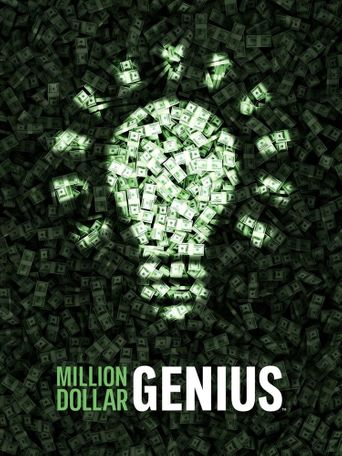 Million Dollar Genius Poster