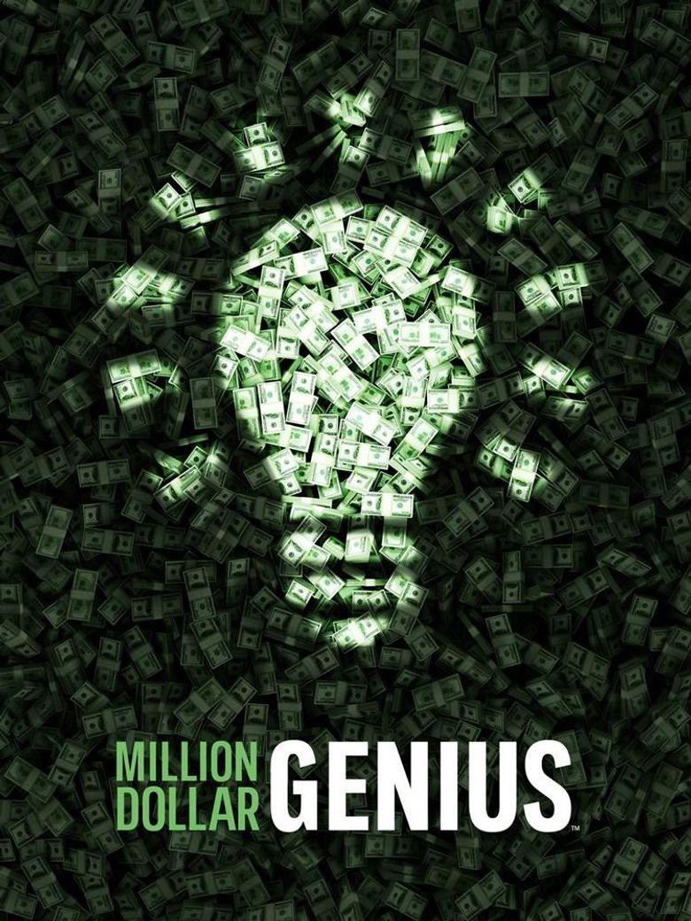 Million Dollar Genius Poster