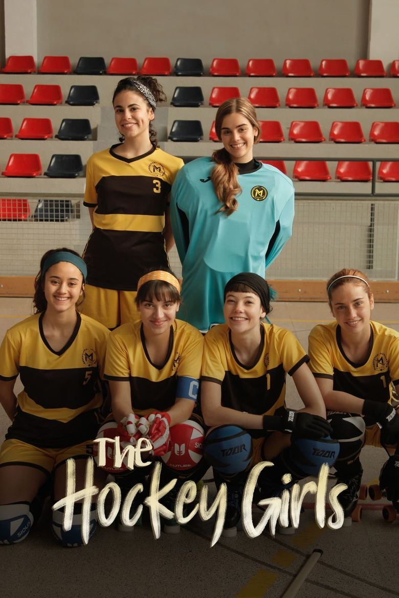 The Hockey Girls Poster