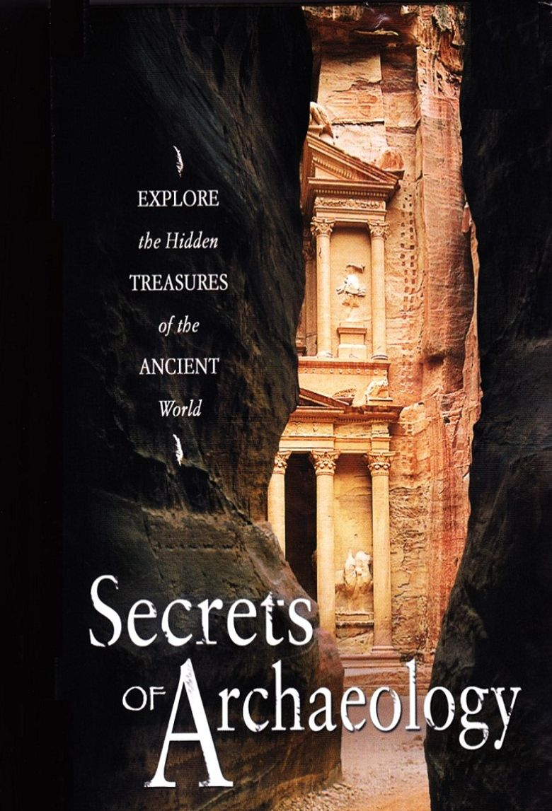 Secrets of Archaeology Poster