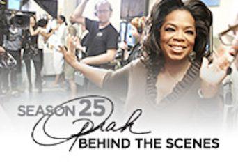 Season 25: Oprah Behind the Scenes Poster