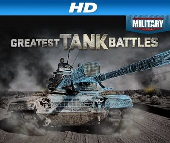Greatest Tank Battles Poster