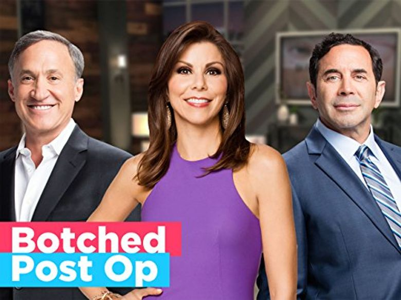 Botched: Post Op Poster