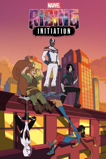 Marvel Rising: Initiation Poster
