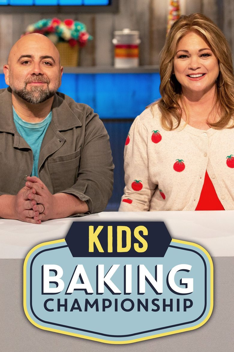 Kids Baking Championship - Watch Episodes on Hulu, Food Network, and