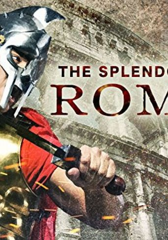 The Splendor of Rome Poster