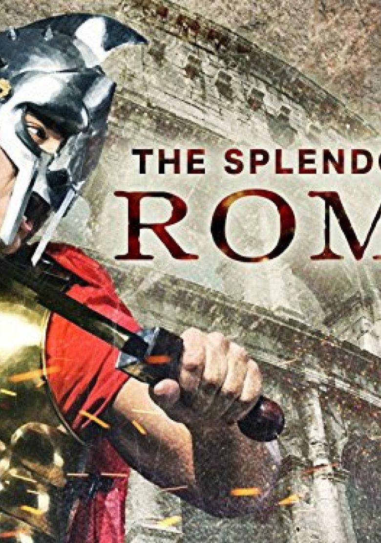 The Splendor of Rome Poster