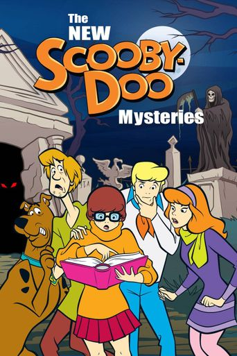 The New Scooby-Doo Mysteries Poster