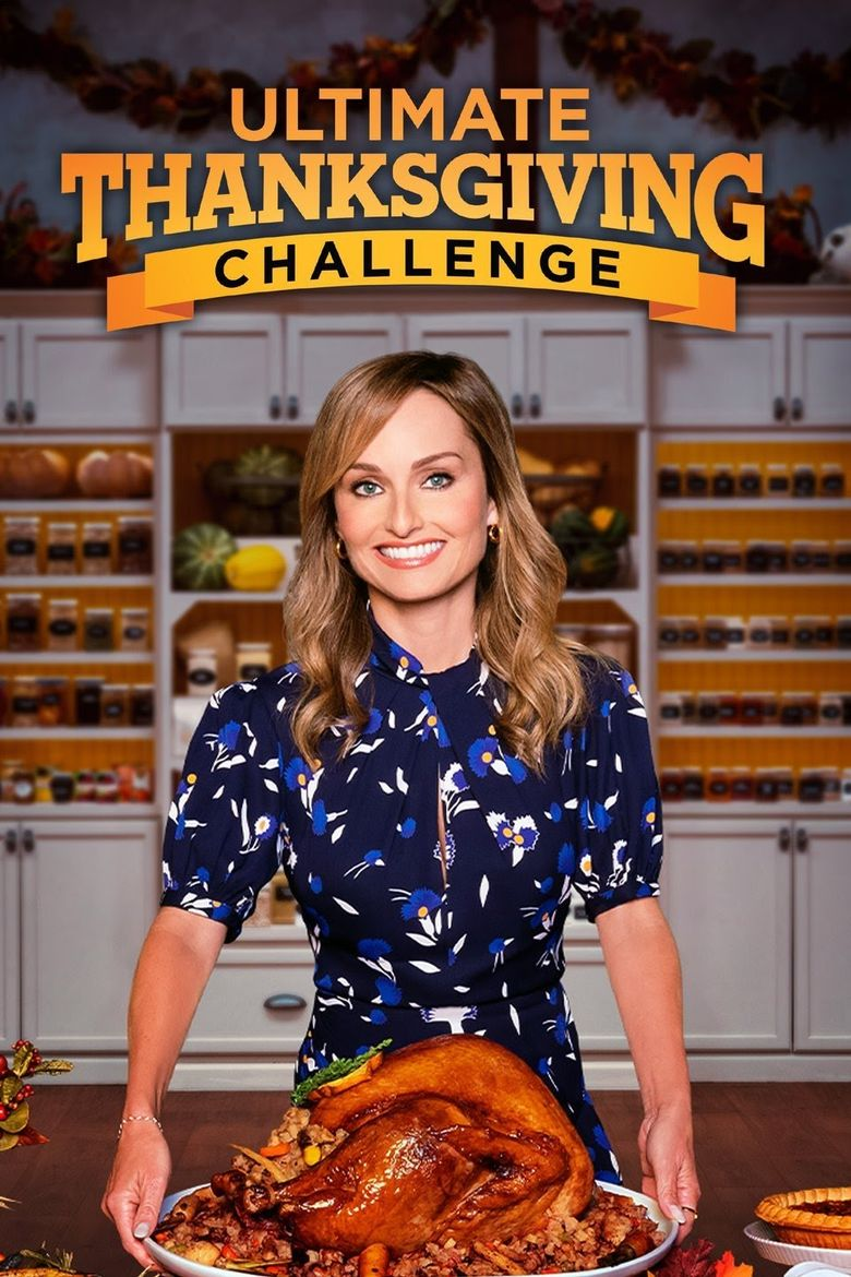 Ultimate Thanksgiving Challenge Poster