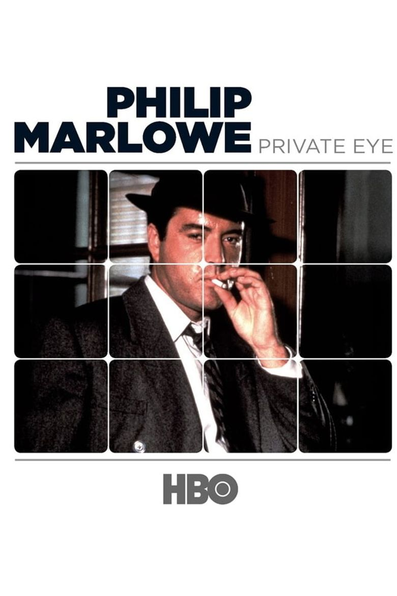 Philip Marlowe, Private Eye Poster
