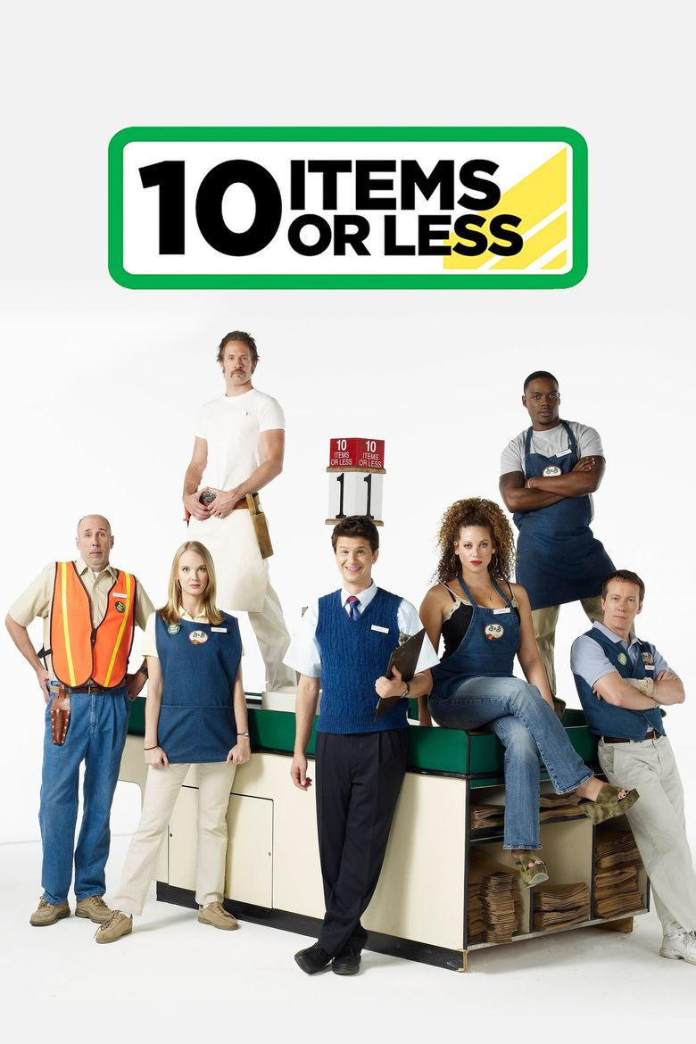 10 Items or Less Poster