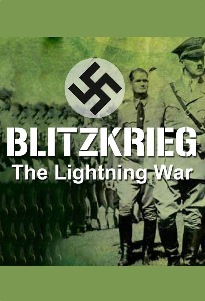 Blitzkrieg: The Lightning War Poster