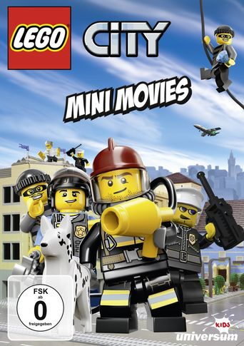 LEGO City Poster