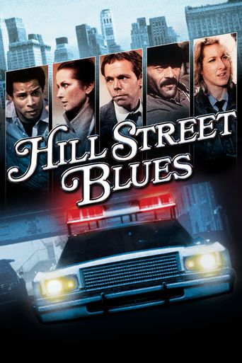 Hill Street Blues Poster