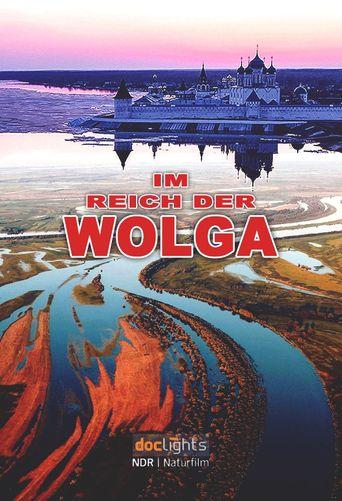 Im Reich der Wolga Poster