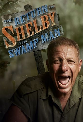 The Return of Shelby The Swamp Man Poster
