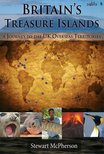 Britain's Treasure Islands Poster