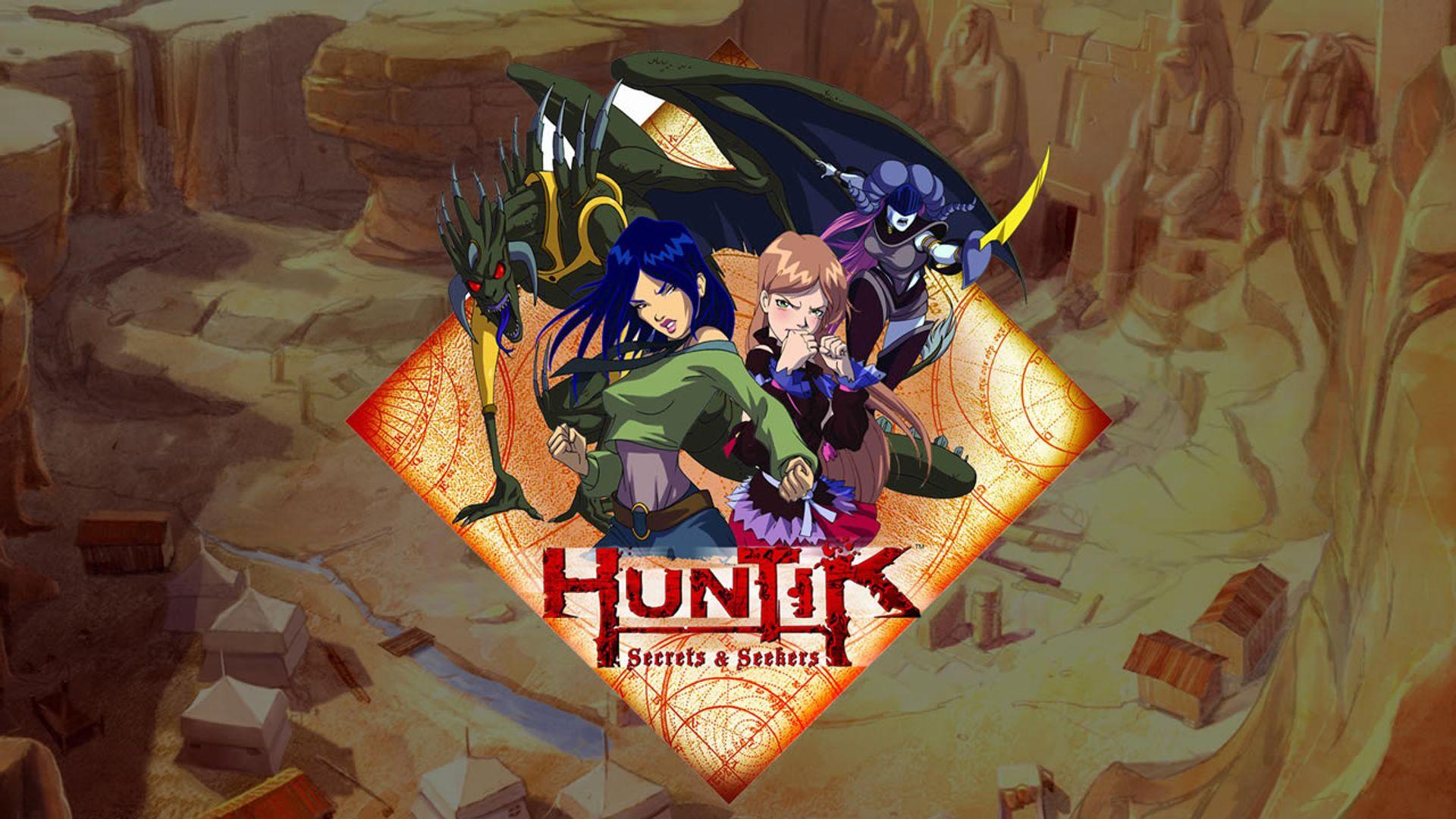 huntik season 2 episode 13