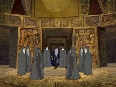 Season 01, Episode 07 The Legacy of Thoz