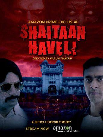 Shaitaan Haveli Poster