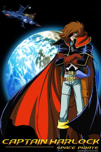 Watch Space Pirate Captain Harlock