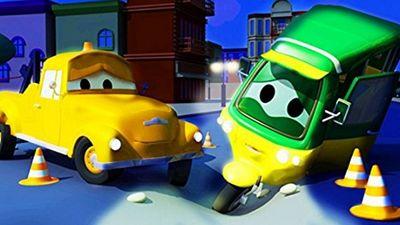 Season 03, Episode 07 Tom The Tow Truck: Tao the TukTuk / Babie's Accident