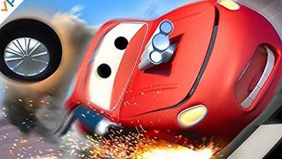 Season 04, Episode 01 【New episode!】Crash Bang Wallop! /Dragster racing car/Tyler the Race Car/Emergency breaking