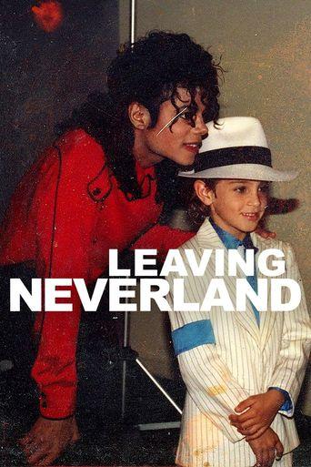 Leaving Neverland Poster