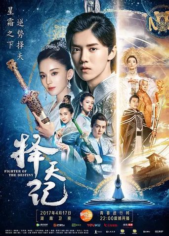 Fighter of the Destiny Poster
