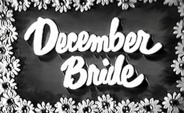 December Bride Poster