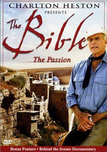 Charlton Heston Presents the Bible Poster