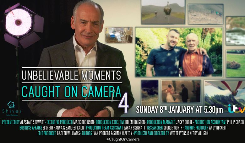 Unbelievable Moments Caught on Camera Poster