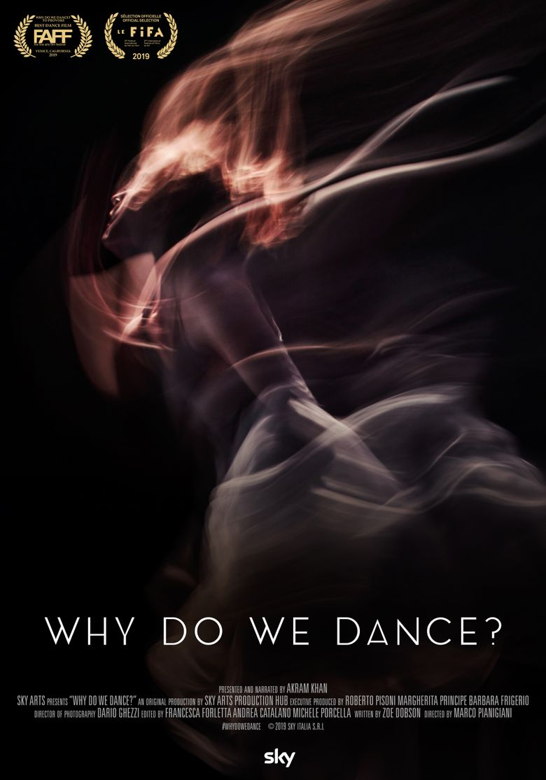 Why Do We Dance? Poster