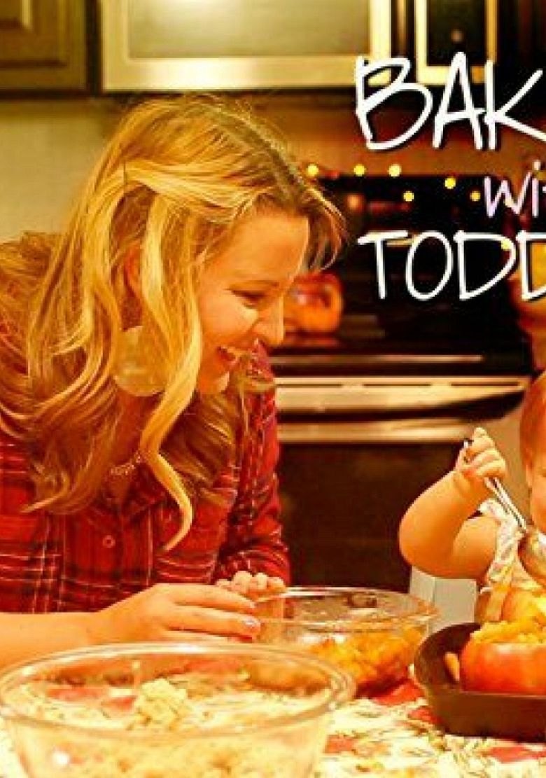 Baking with Toddlers Poster