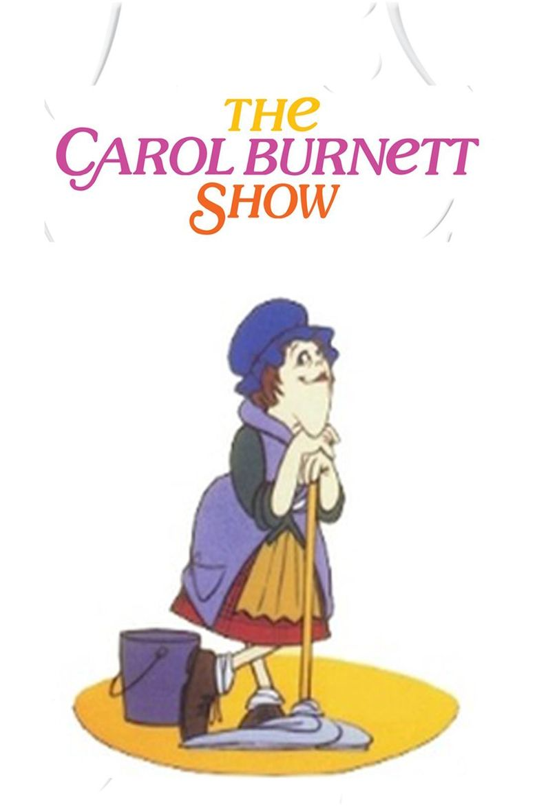 The Carol Burnett Show Poster