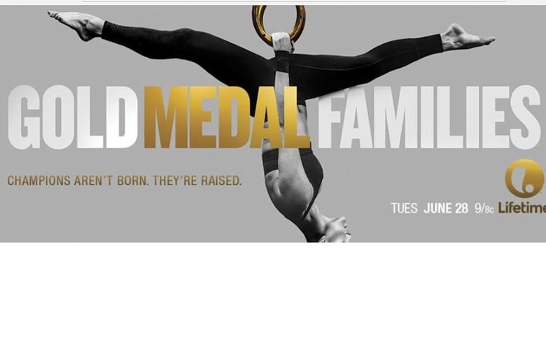 Gold Medal Families Poster