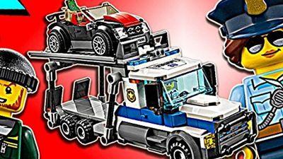 Season 03, Episode 04 Clip: Police Auto Transport Heist