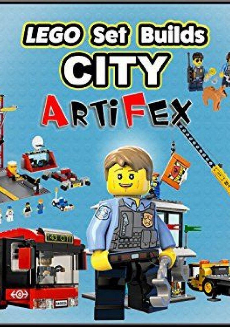 Lego Set Builds City - Artifex Poster