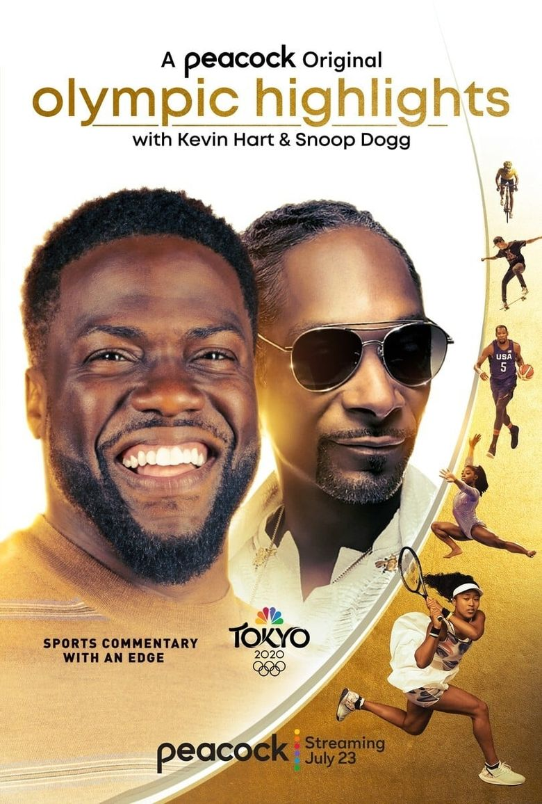 Olympic Highlights with Kevin Hart and Snoop Dogg Poster