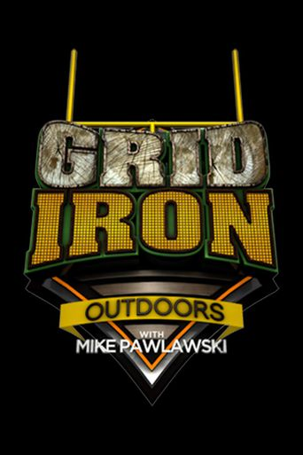 Grid Iron Outdoors Poster