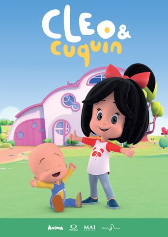 Cleo & Cuquin Poster