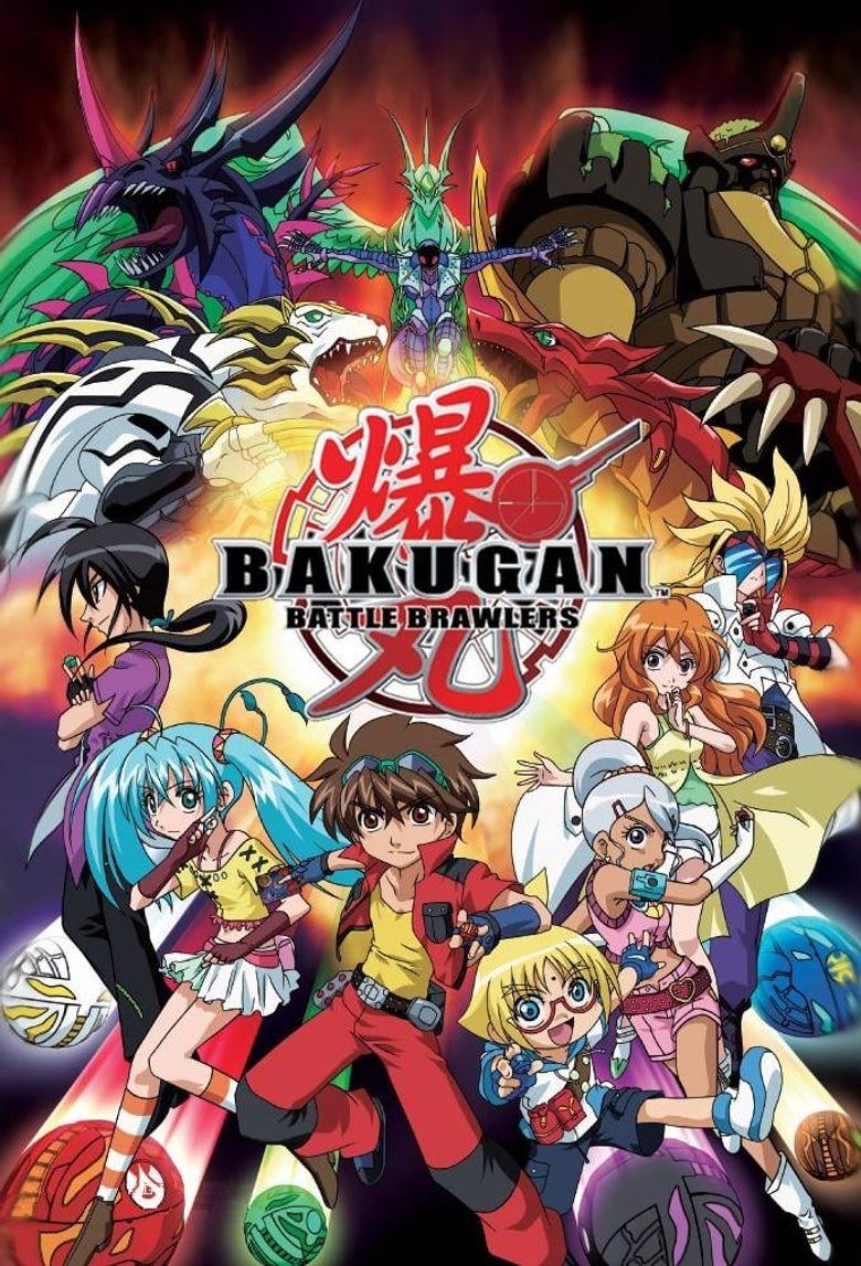Bakugan Battle Brawlers Poster